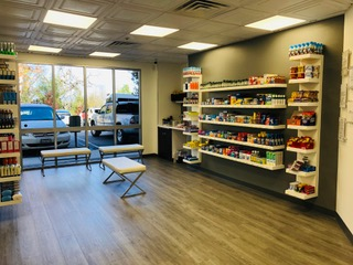 inside view of West Coast pharmacy